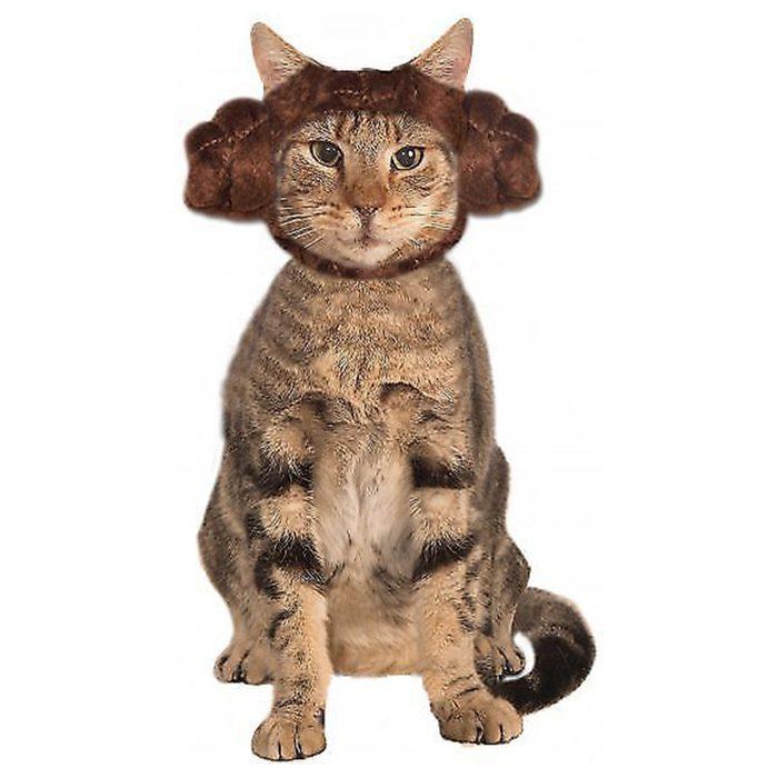 Princess Leia Cat Costume
