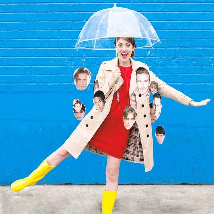 Raining Men Halloween Costume