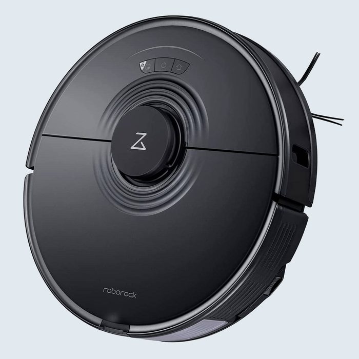 Roborock S7 Robot Vacuum And Mop With Sonic Mopping