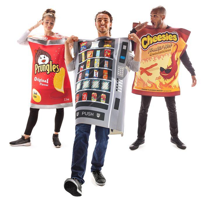 Snack Attack Halloween Costume