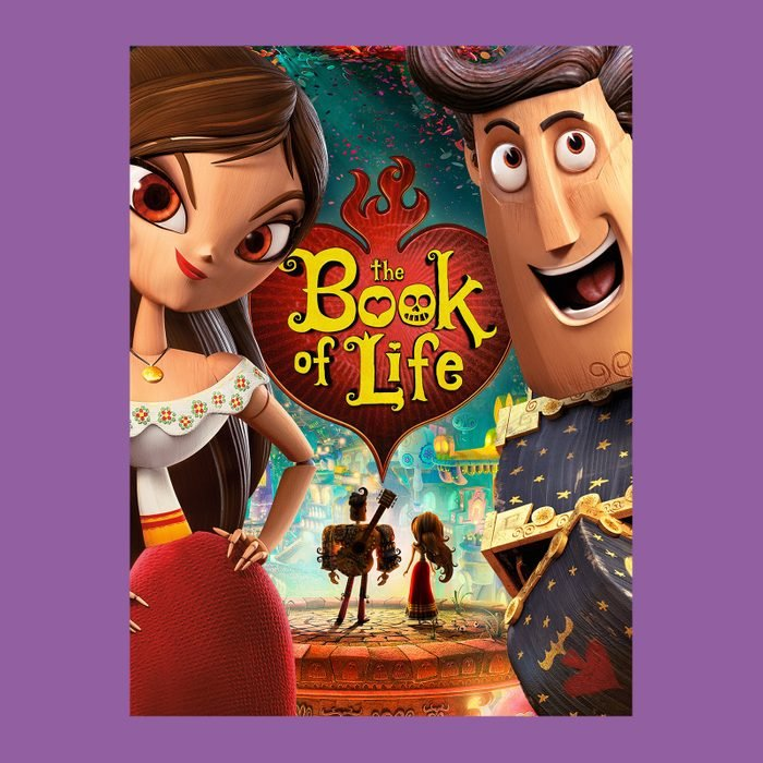 The Book Of Life (pg)