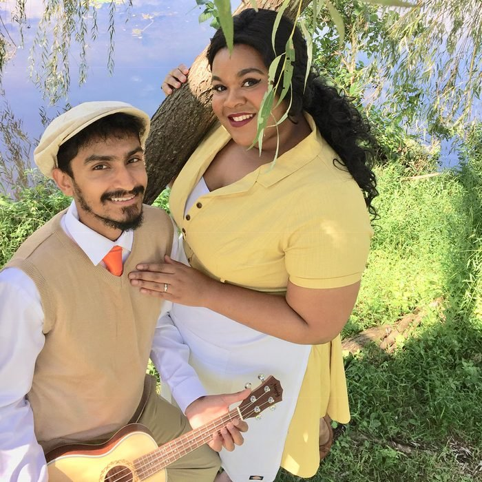 Tiana And Prince Naveen Halloween Costume