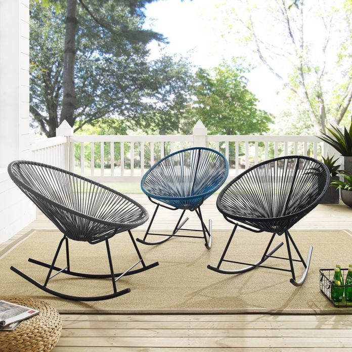 Travers Rocking Chair from wayfair