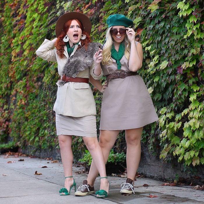 Troop Beverly Hills Halloween Costume