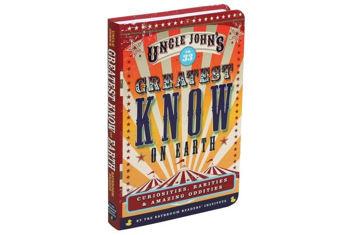 Greatest Know on Earth book cover