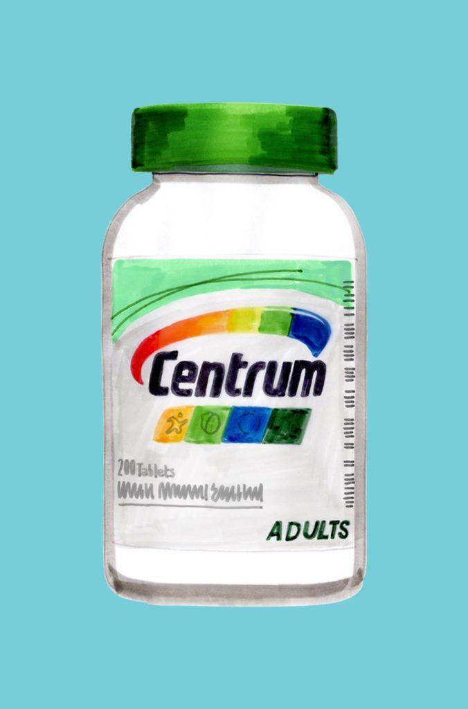 Centrum multivitamin