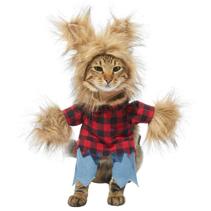 Werewolf Cat Costume
