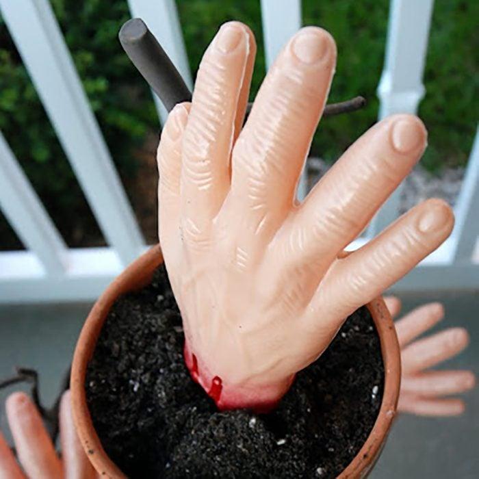 Zombie Hands halloween decoration