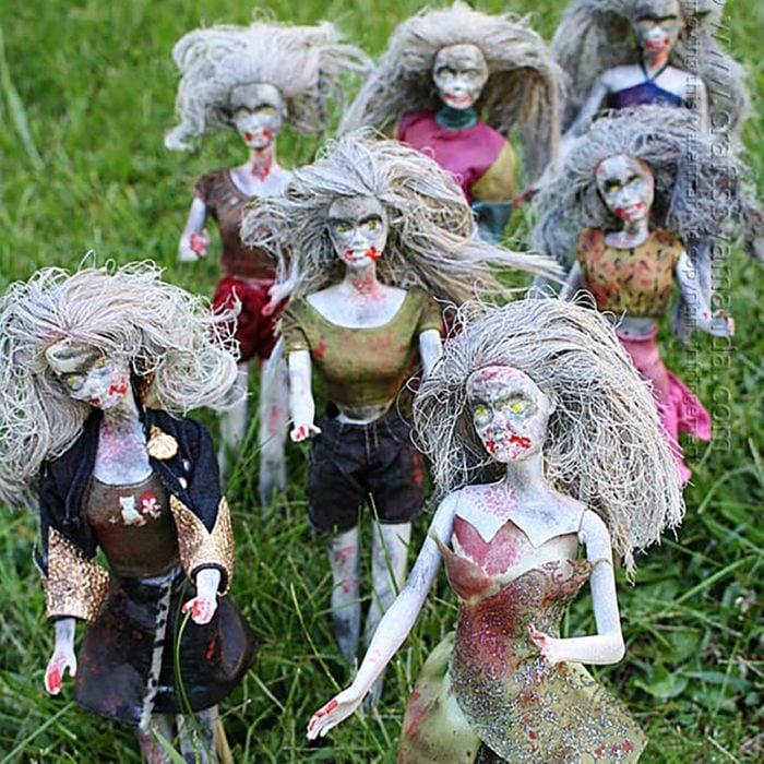 Barbie Zombies