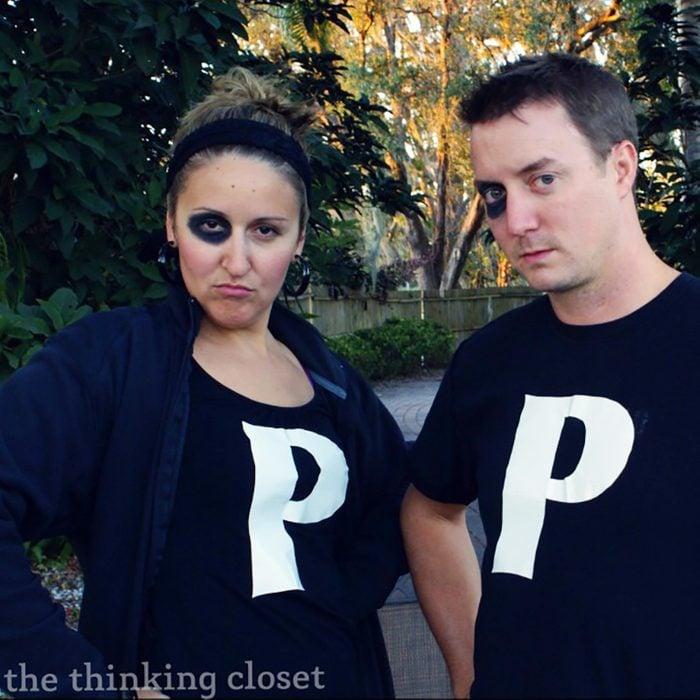Black Eyed Peas halloween costume