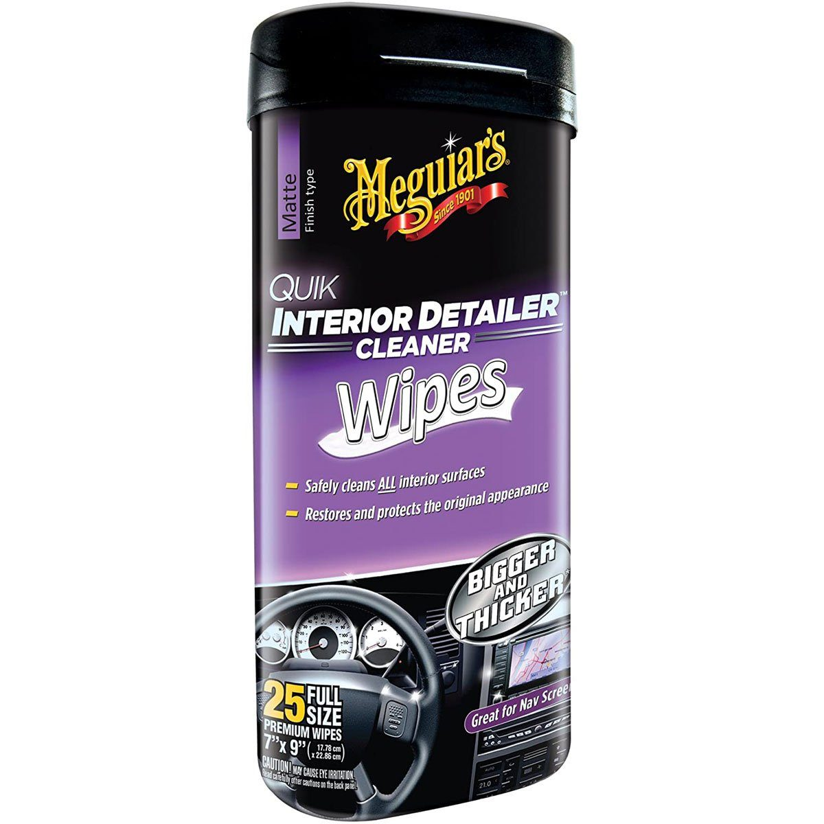 Car wipes
