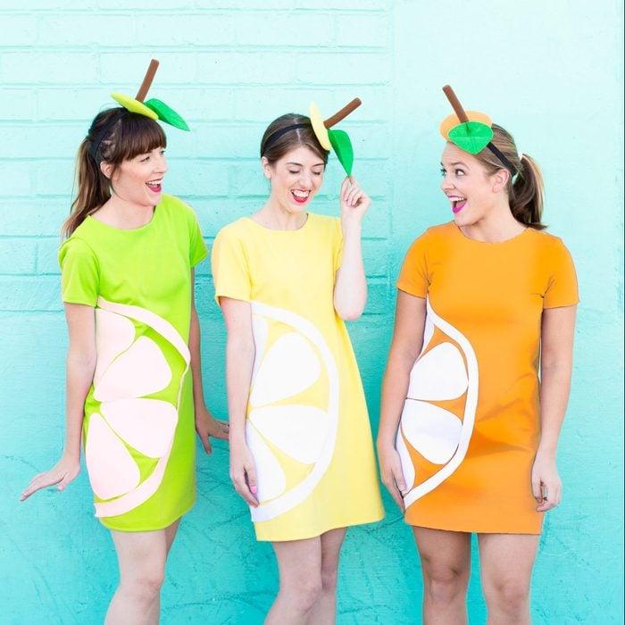 Citrus Slices Diy Costume