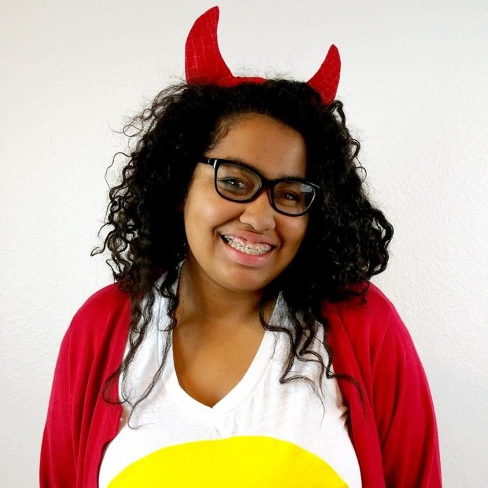 Deviled Egg Costume Diy