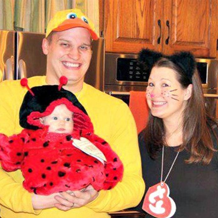 Diy Beanie Baby Halloween Costume