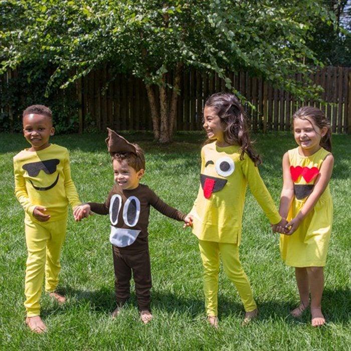 Diy Emojis Halloween Costume