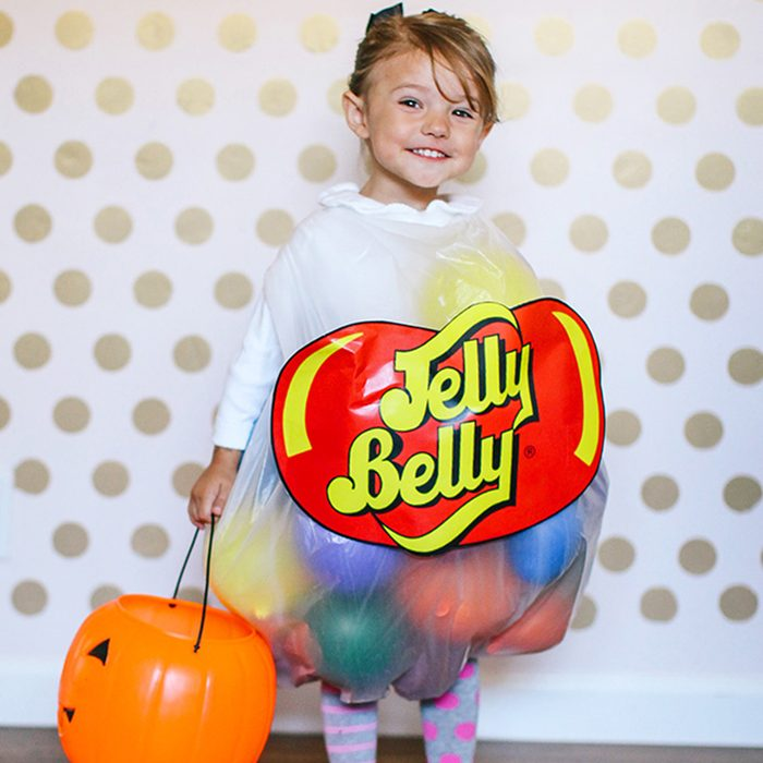Diy Jelly Belly Jelly Beans Halloween Costume