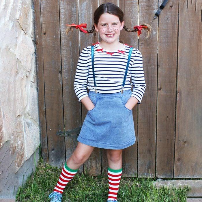 Diy Pippi Longstocking Costume