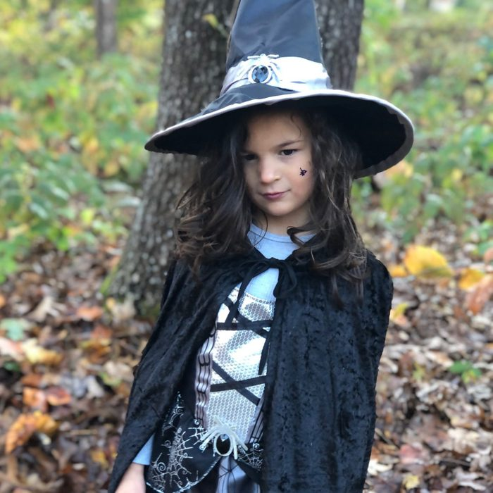 Diy Witch Halloween Costume Anne Fritz2