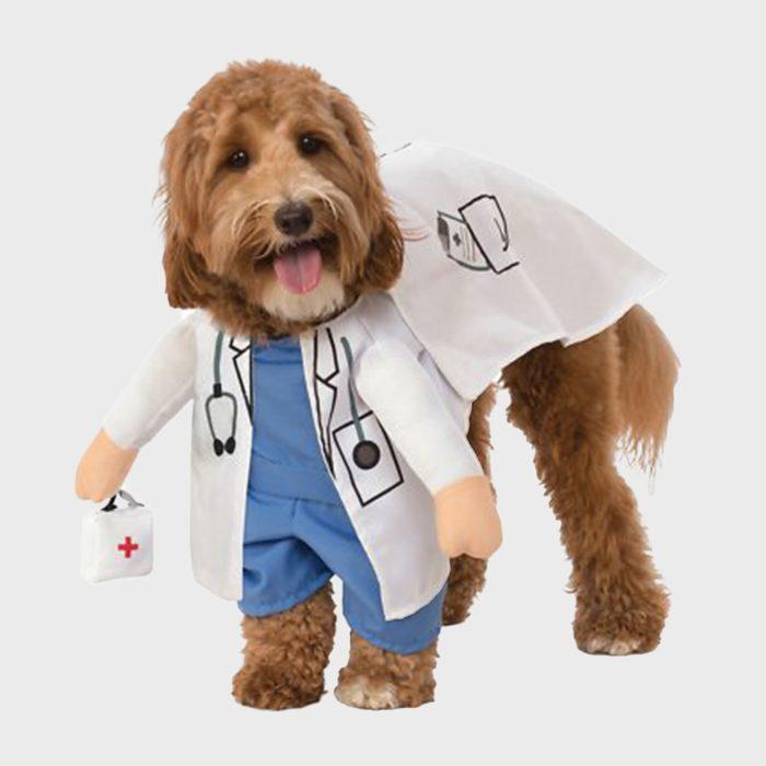 Vet dog costume