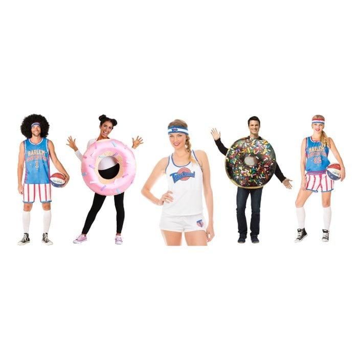 Dunkin Doughnuts Halloween Costume