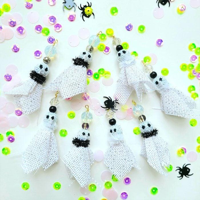 Glitter Ghosts Haily Yochum