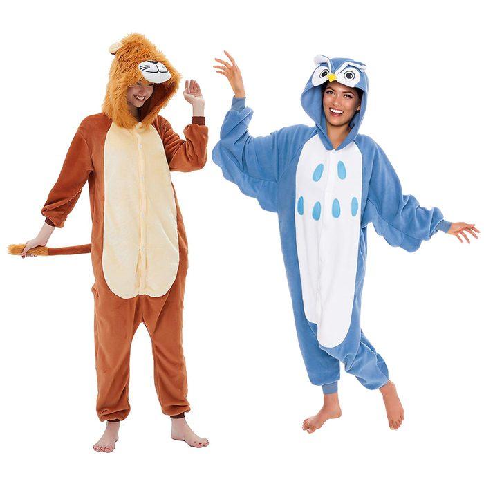 Group Zoo Halloween Costume