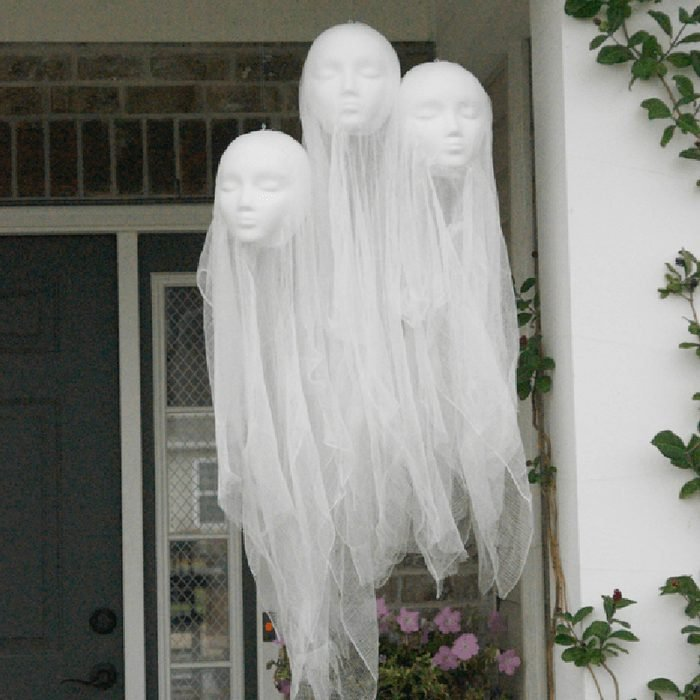 Hanging Ghosts halloween decorations