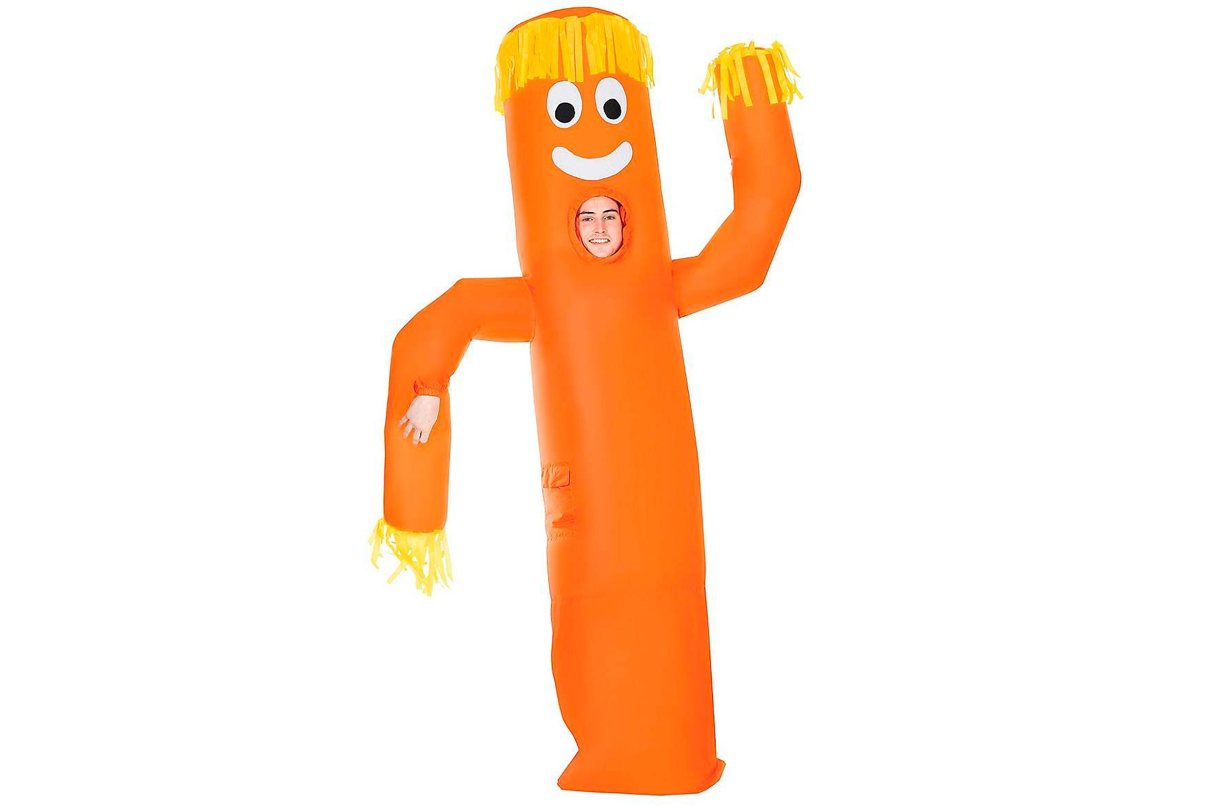 inflatable tube man halloween costume