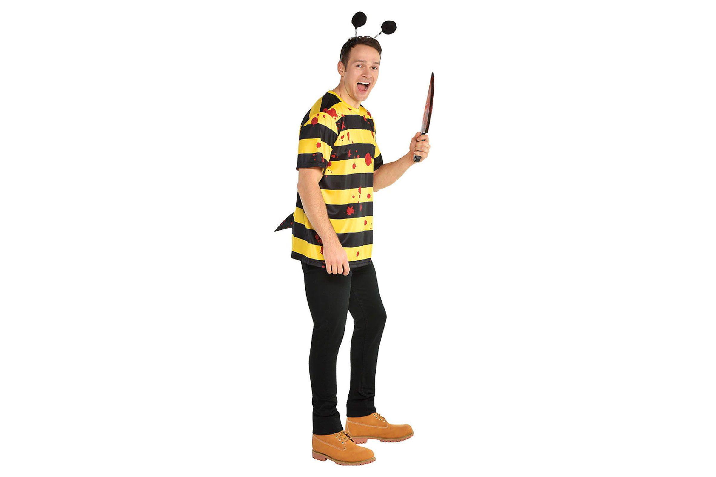 killer bee pun halloween costume