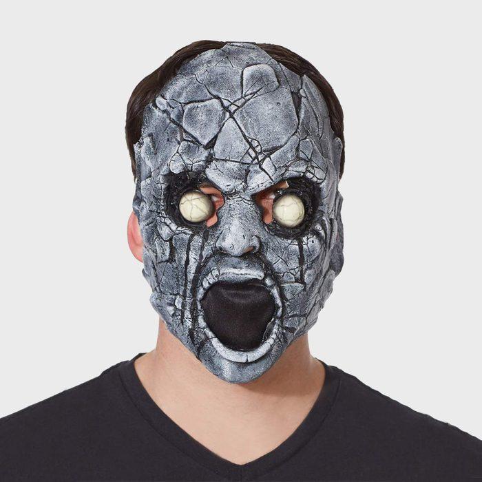 shattered doll mask