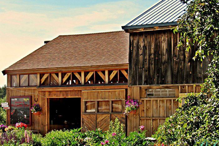 Mckenzies Farm In Milton New Hampshire
