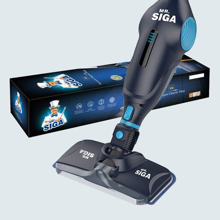 Mr. Siga 3-in-1 Cordless Lightweight Vacuum Cleaner Mop