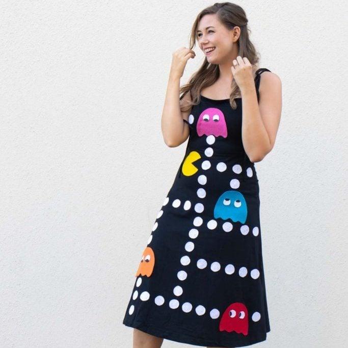 Pacman Costume