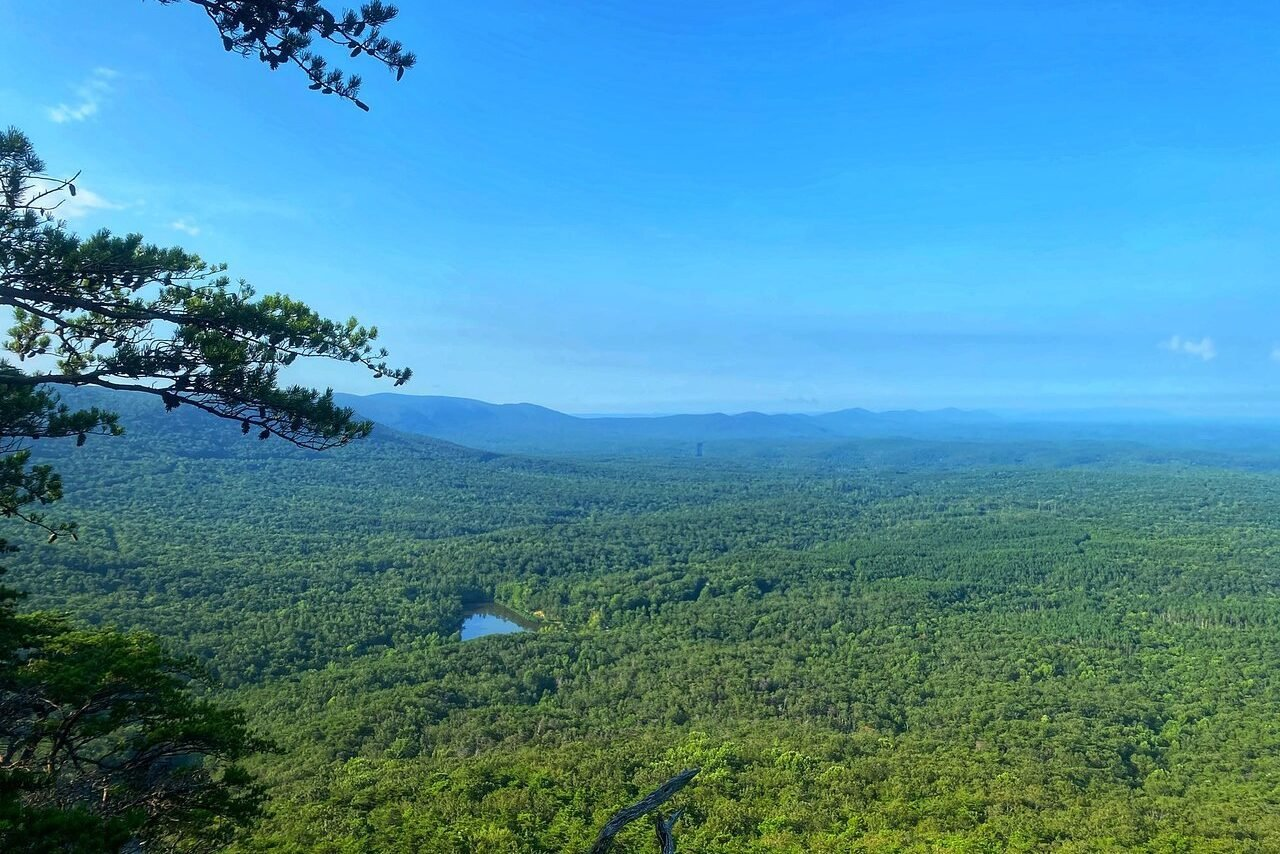 Alabama: The Cheaha Challenge Route