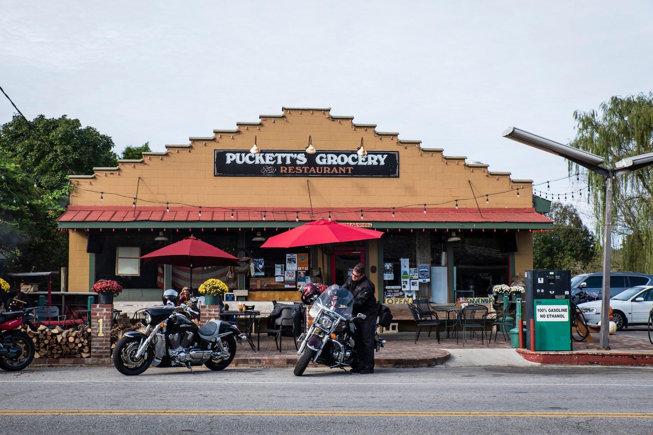 Puckett's Grocery in Leiper's Fork, TN