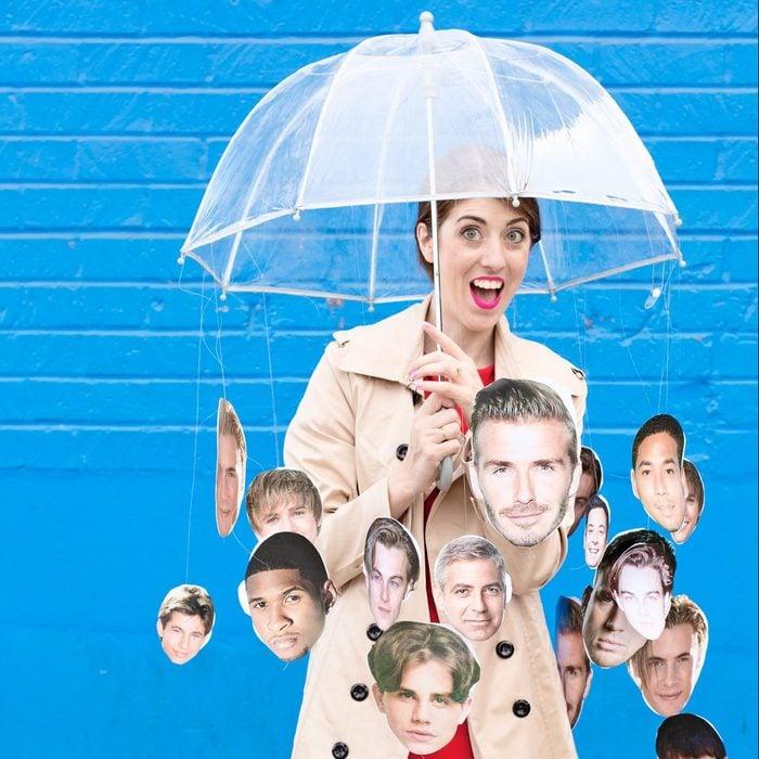 Raining Men Diy Costume