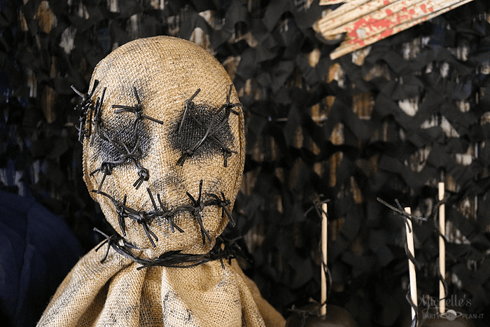 Scare Crow Decoration