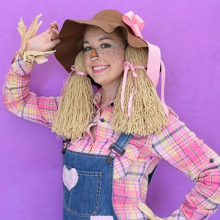 Scarecrow Costume Diy