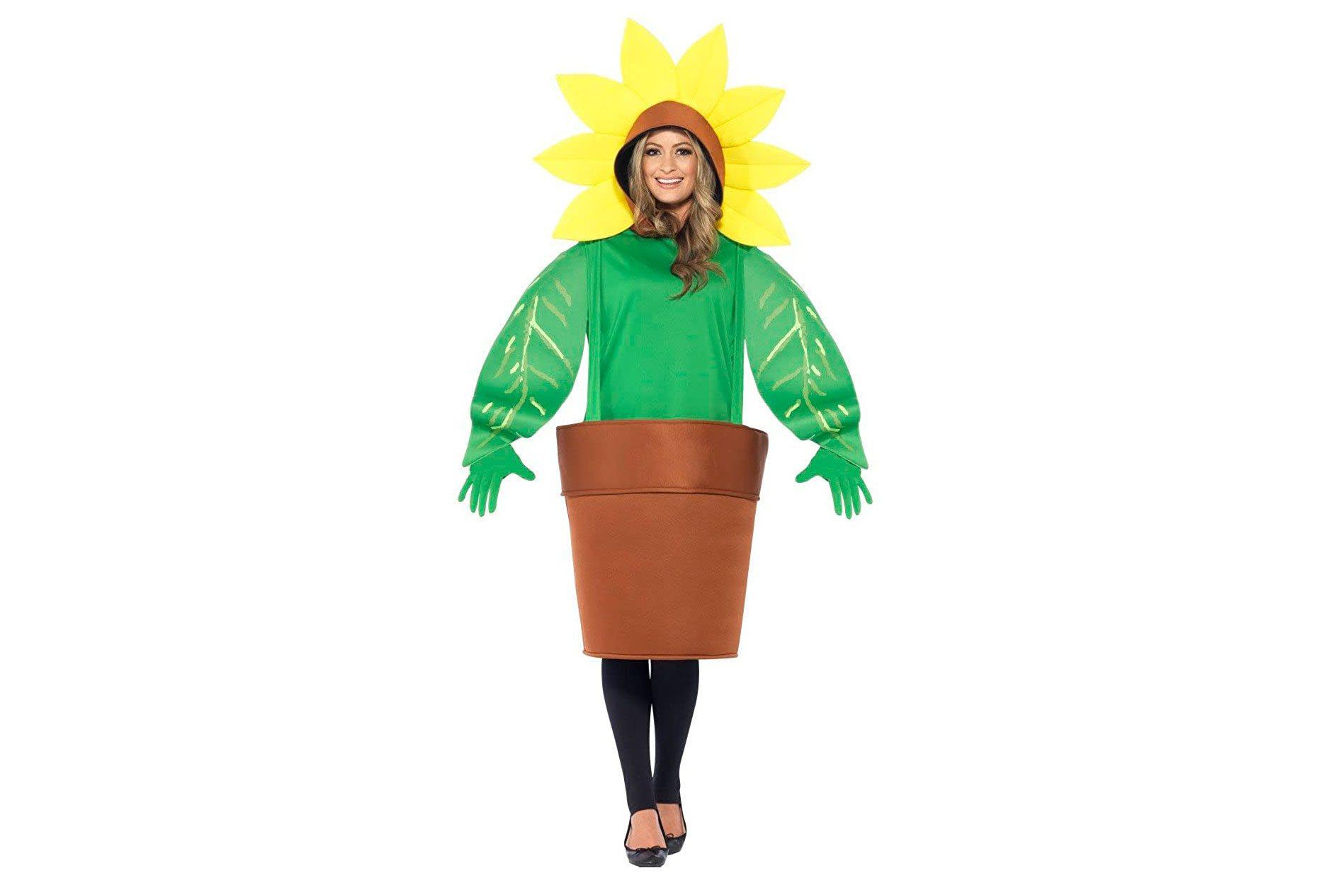 sunflower costume