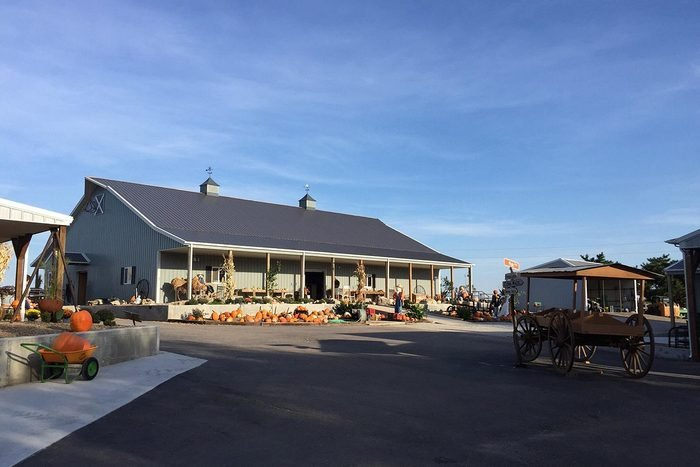 The Walters Farm In Burns Kansas