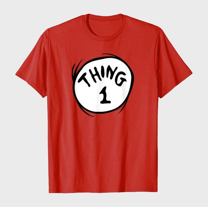 Thing 1 Costume