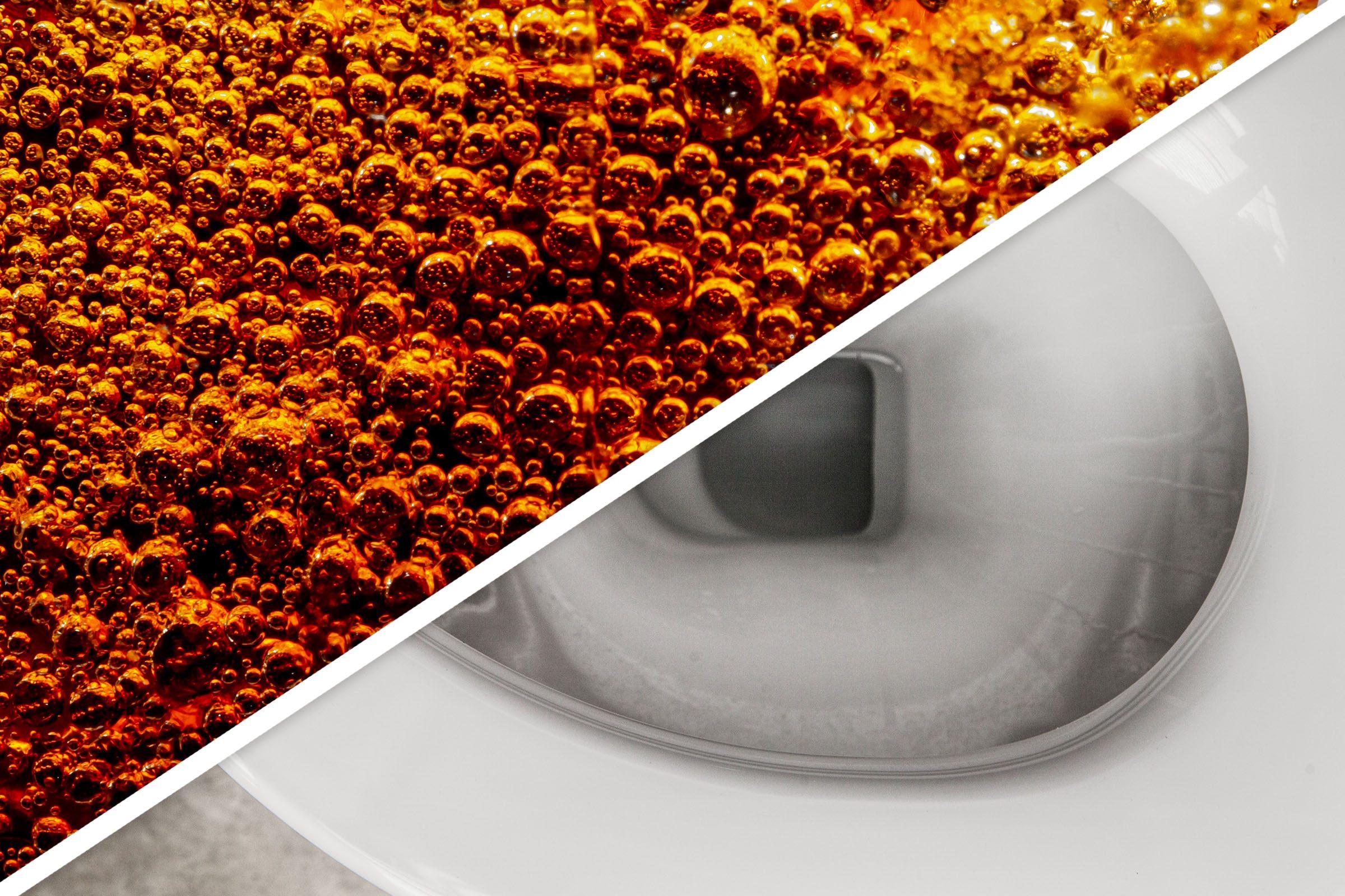 toilet soda