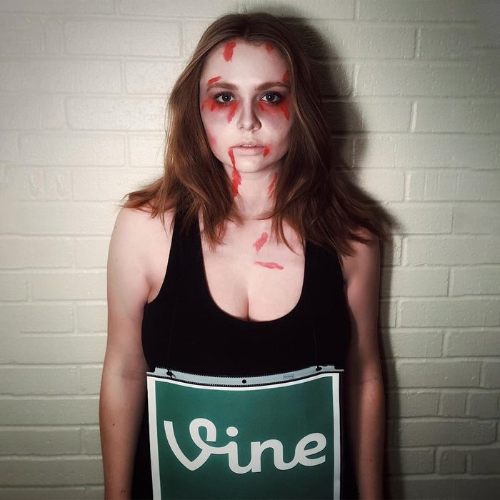 Vine Is Dead Halloween Costume