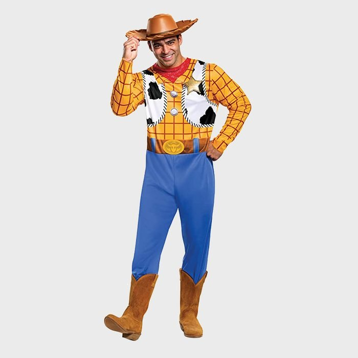 Toy Story's Woody Costume