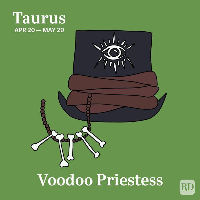 Zodiac Halloween Costumes Taurus