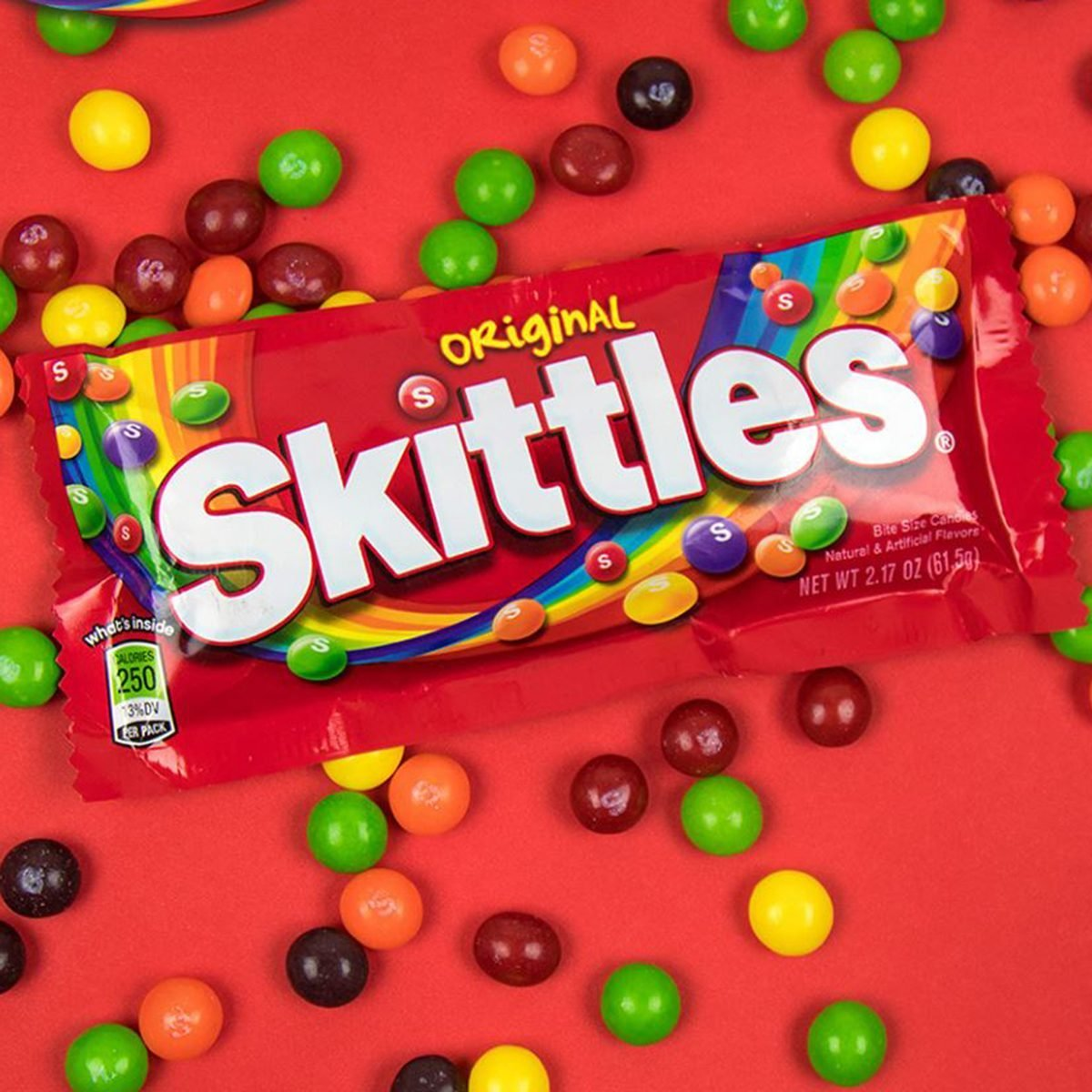 skittles, candy