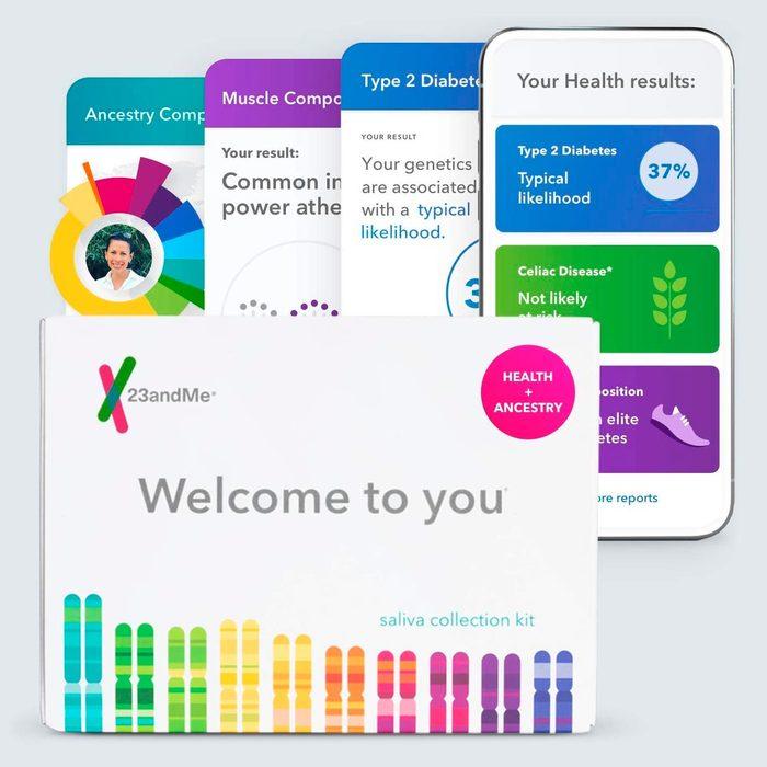 23andme test kit
