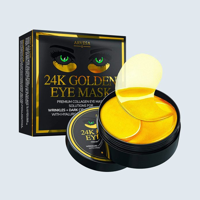Arvesa 24K Golden Eye Mask