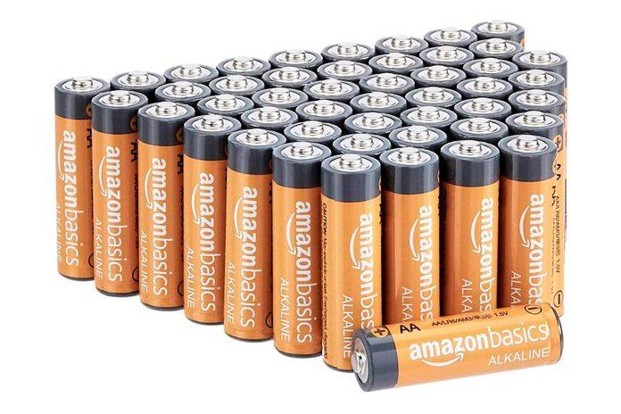 Amazon Basics 48 Pack Aa Batteries