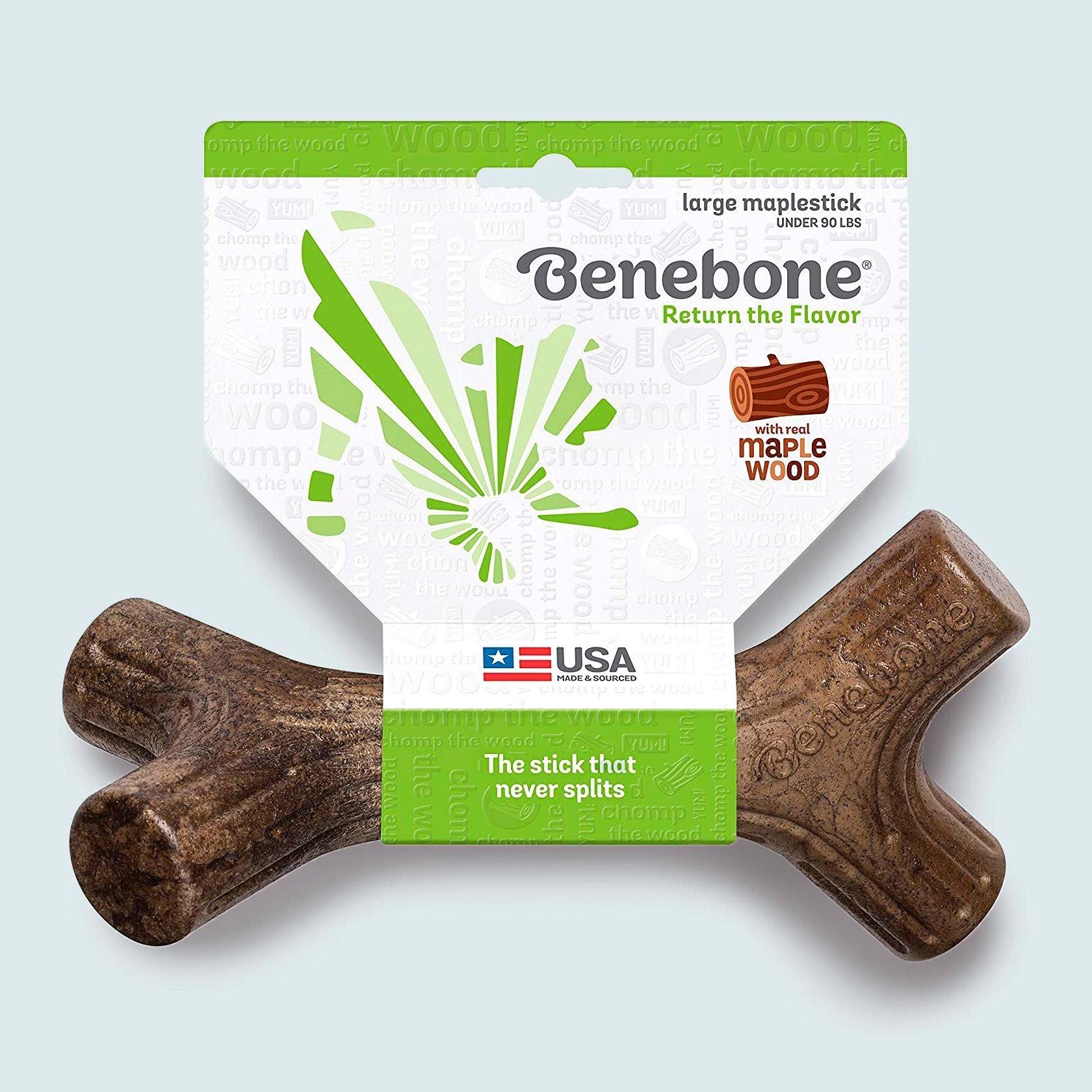 Benebone Maplestick Chew Toy